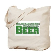 For Beer Tote Bag