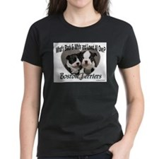 Boston Terrier Love Tee