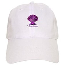 Nantucket Scallop Shell Baseball Cap