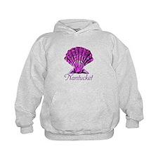 Nantucket Scallop Shell Hoodie