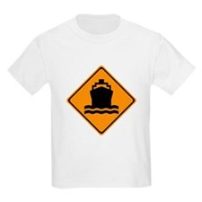 Cruise Ship Ahead T-Shirt
