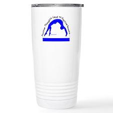 Gymnastics Travel Mug - Positive
