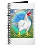 Opal Cornish Rooster Journal