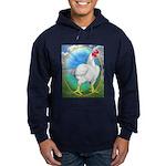 Opal Cornish Rooster Hoodie (dark)