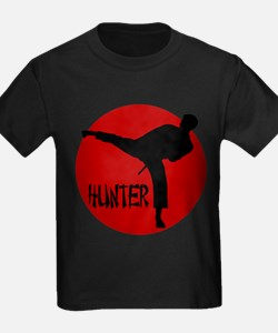 -Hunter Karate T-Shirt