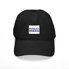 marley rocks Baseball Hat