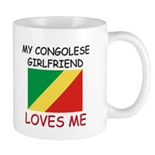 My Congolese Girlfriend Loves Me Mug