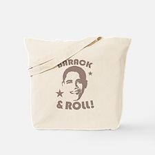 Funny Obama inaguration Tote Bag