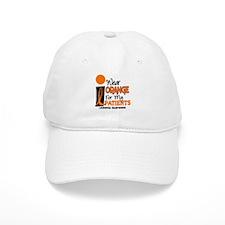 I Wear Orange 9 (Patients) LEUK Baseball Cap