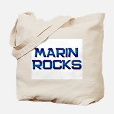 marin rocks Tote Bag