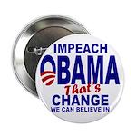 "Impeach Obama 2.25"" Button (10 pack)"