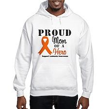 ProudMom Leukemia Hero Hoodie