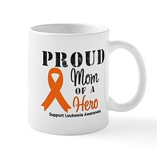 ProudMom Leukemia Hero Mug