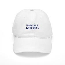 maricela rocks Baseball Cap