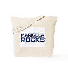 maricela rocks Tote Bag