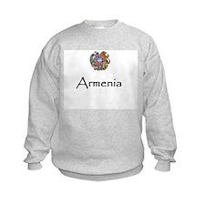 Armenia Coat of Arms Sweatshirt