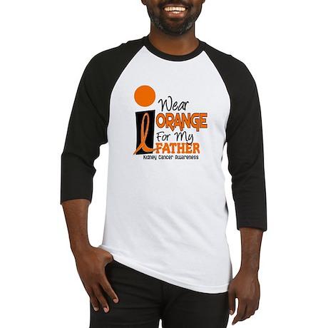 I Wear Orange For My Father 9 KC Baseball Jersey