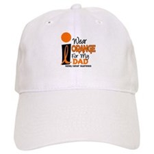 I Wear Orange For My Dad 9 KC Baseball Cap