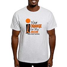 I Wear Orange For My Mom 9 KC T-Shirt