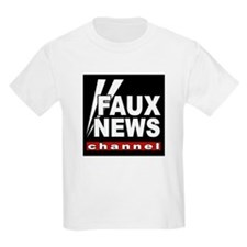 Faux News Kids T-Shirt