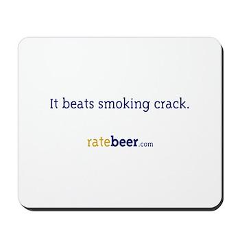 RateBeer Mousepad