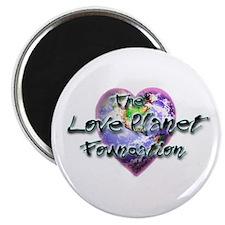 Love Planet Magnet