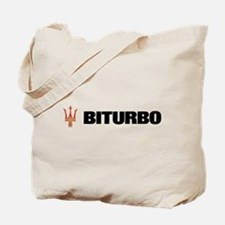 Bi Turbo Tote Bag