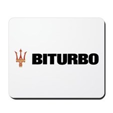 Bi Turbo Mousepad