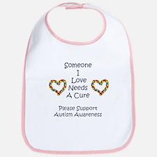 Someone I Love Needs A Cure-A Bib