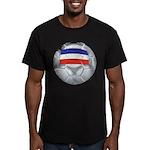 Yugoslavia Football Men's Fitted T-Shirt (dark)