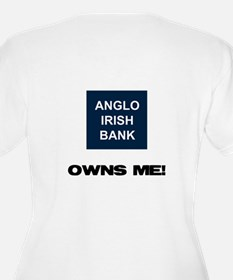 ANGLO IRISH BANK T-Shirt