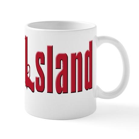 Long Island, New York Mug