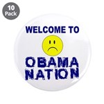 """ObamaNation 3.5"""" Button (10 pack)"""