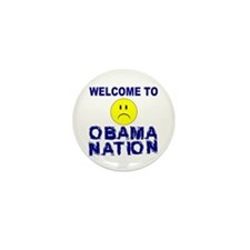 ObamaNation Mini Button (10 pack)