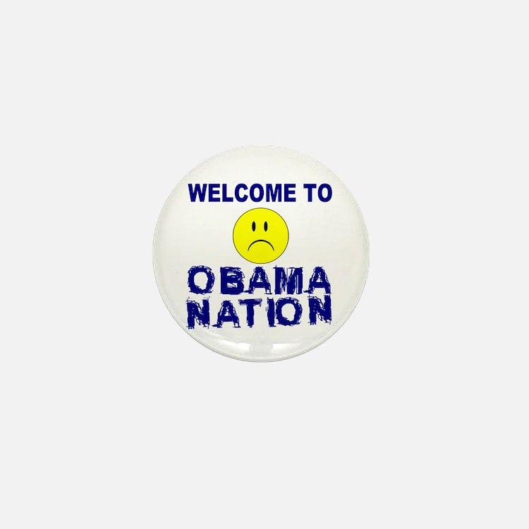ObamaNation Mini Button