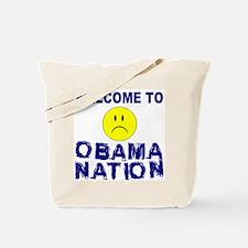 ObamaNation Tote Bag