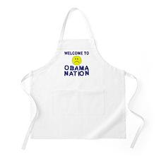ObamaNation BBQ Apron