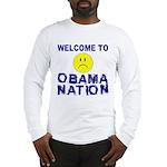 ObamaNation Long Sleeve T-Shirt