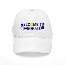 ObamaNation Baseball Cap