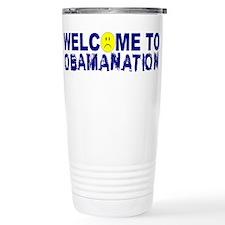 ObamaNation Travel Mug