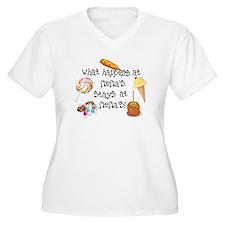 What Happens at Mema's... T-Shirt