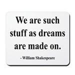 Shakespeare 12 Mousepad