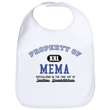 Property of Mema Bib