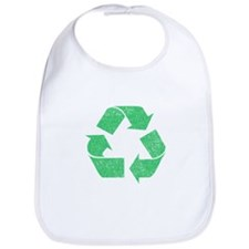 Recycle Symbol Bib