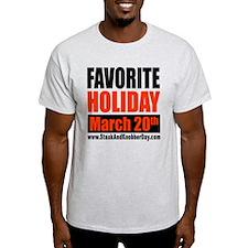 Favorite Holiday T-Shirt
