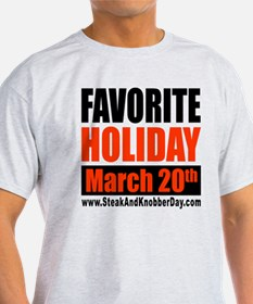 Favorite Holiday T-Shirt