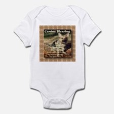 Canine Blessing Infant Bodysuit
