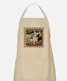 Canine Blessing BBQ Apron