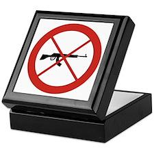 No Guns Allowed, Central African Republic Keepsake