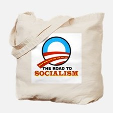 """The Road To Socialism"" Tote Bag"